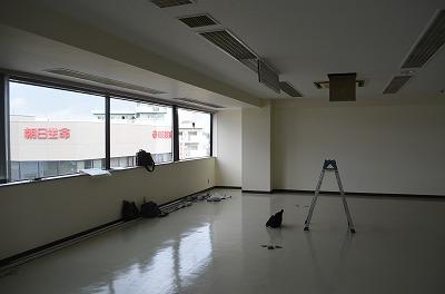 ミューズポートボーカル教室拡張移転プロジェクト(今のビル方面)